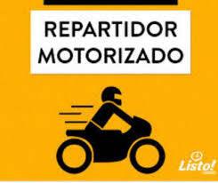 HAGO TRABAJOS DE REPARTOS DE MENSAJERIA-PAQUETERIA EN MOTO, ECONOMICO  - Foto 1