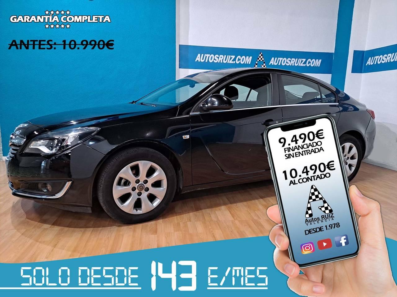 OPEL INSIGNIA 1.6 CDTI 120 HP BUSINESS S/S  - Foto 1