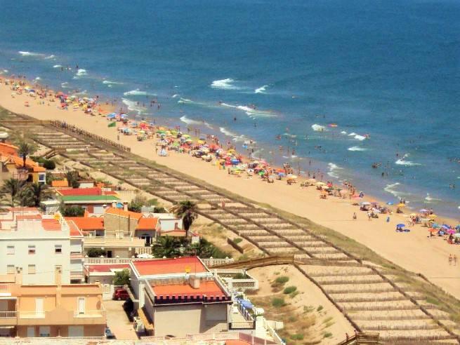 Particular vende piso en primera linea de playa en Faro de Cullera  - Foto 12