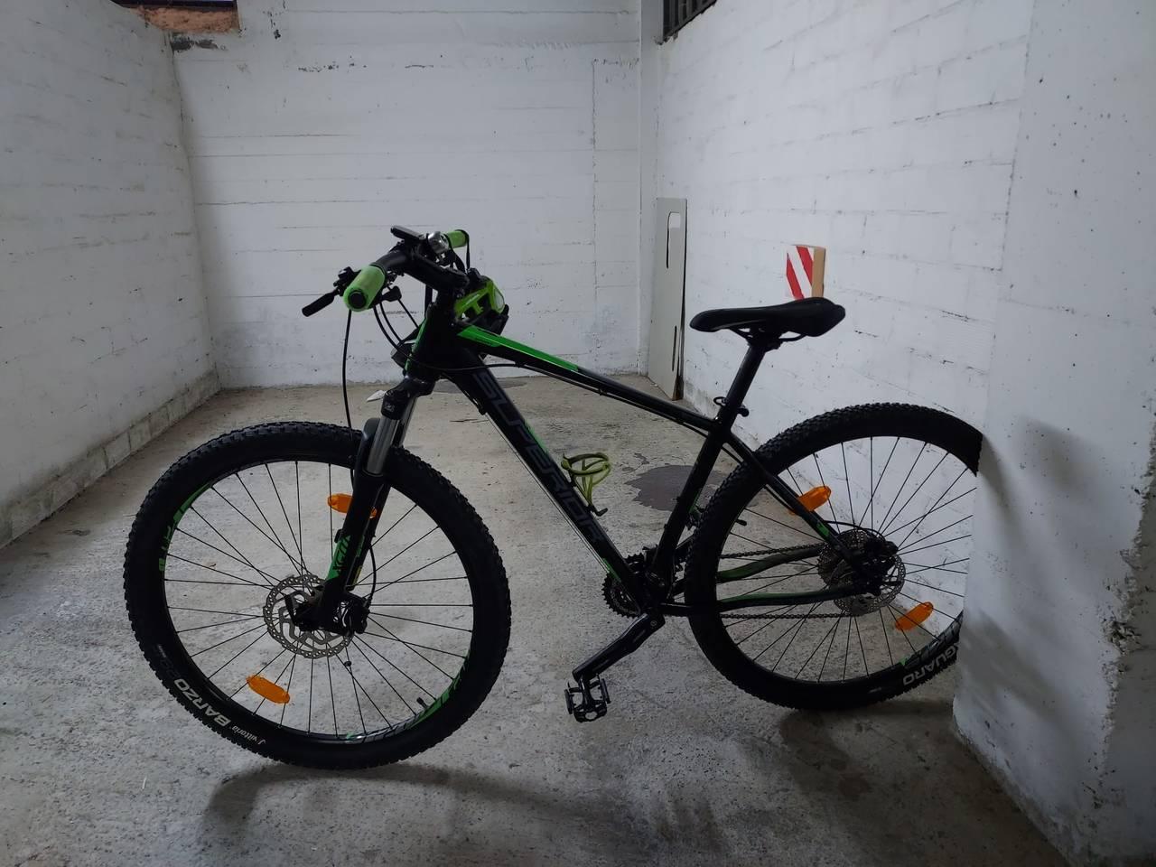 Bicicleta de montaña en Puerto Real  - Foto 1
