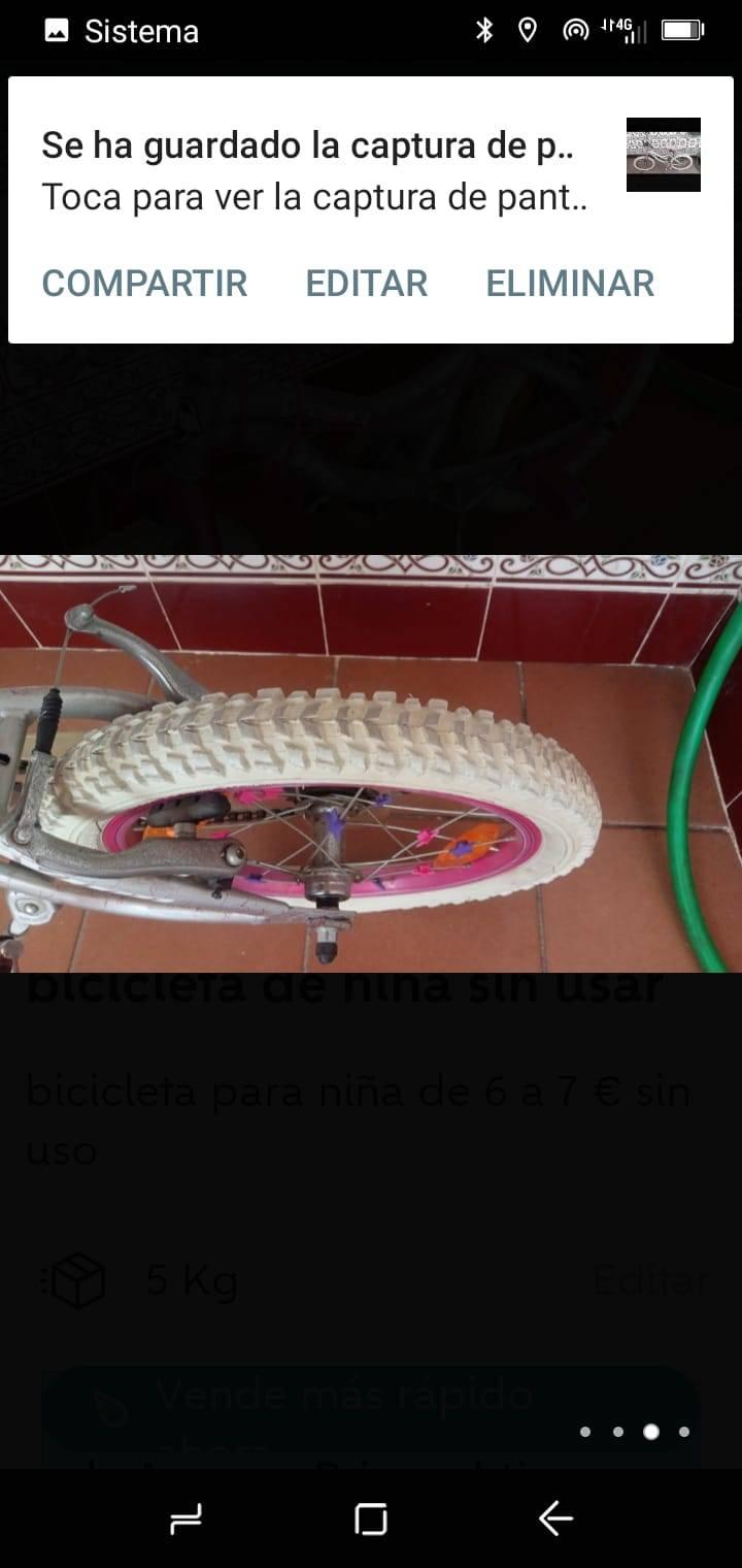 Bicicleta niña  - Foto 4