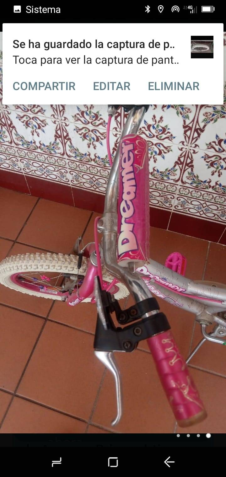 Bicicleta niña  - Foto 3