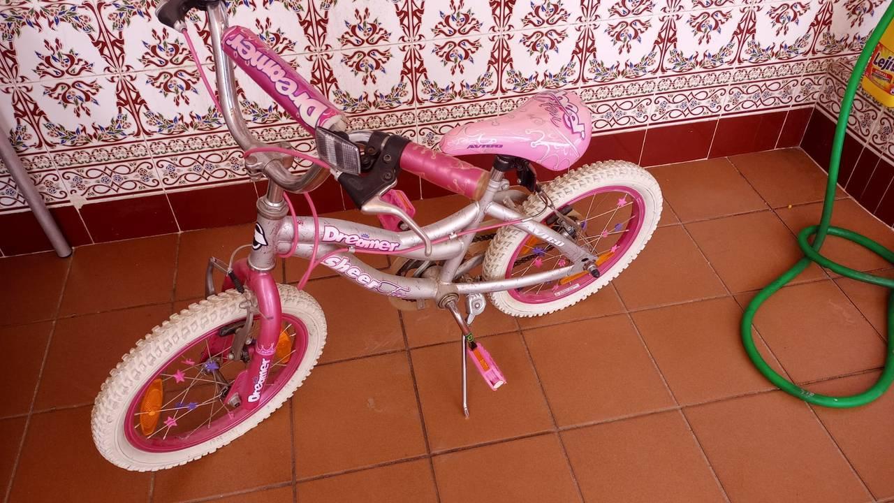 Bicicleta niña  - Foto 2