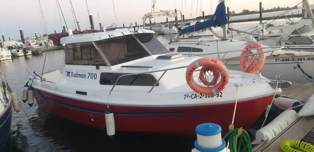 Se vende barco Rodman 700  - Foto 2
