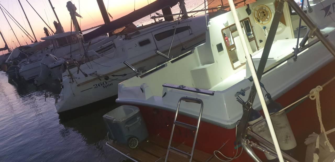 Se vende barco Rodman 700  - Foto 4