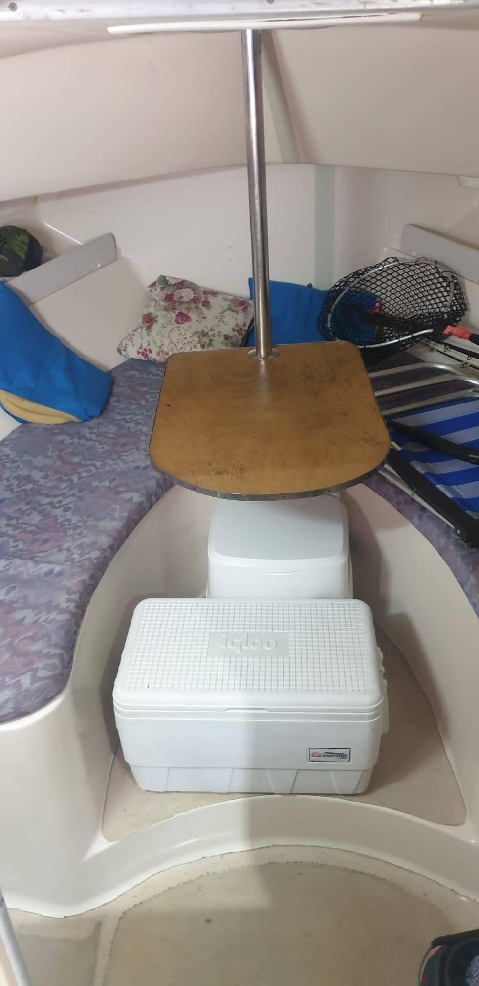 Se vende barco Rodman 700  - Foto 9