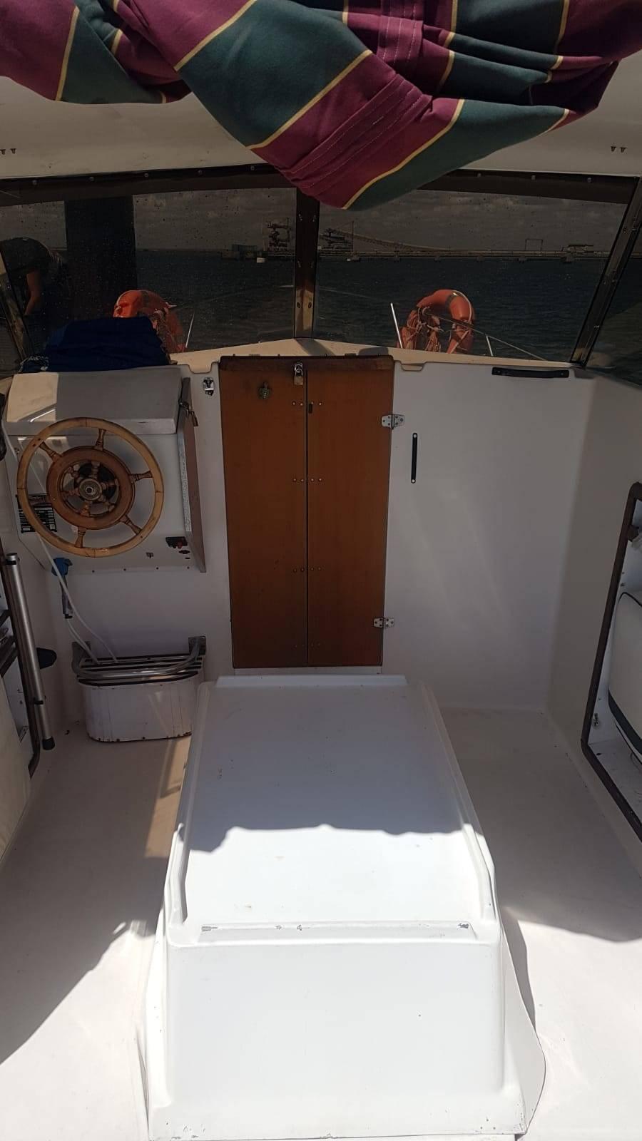 Se vende barco Rodman 700  - Foto 6