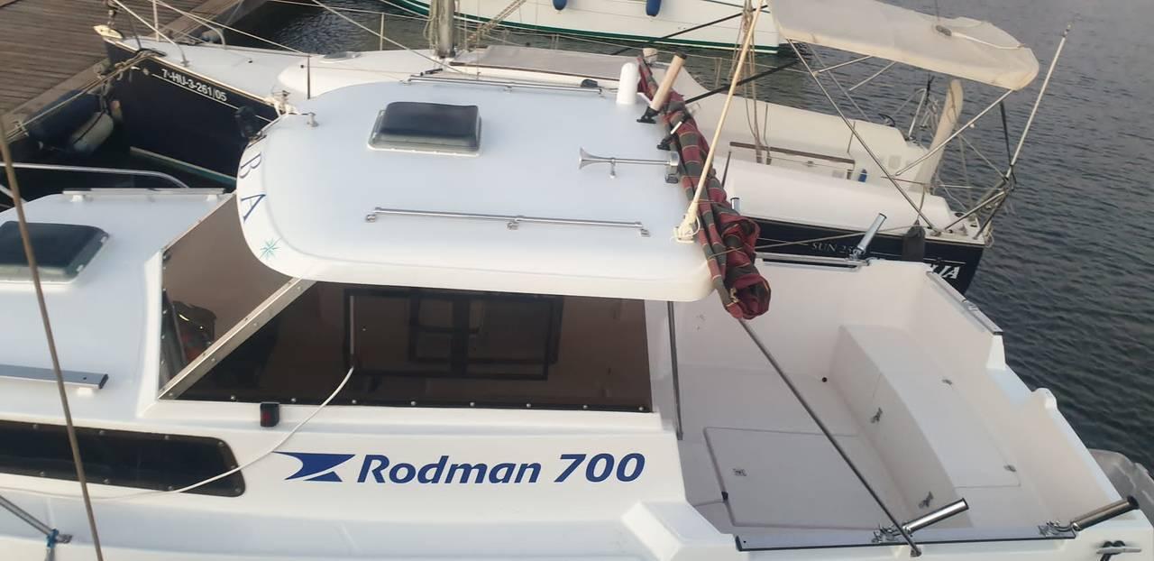 Se vende barco Rodman 700  - Foto 3
