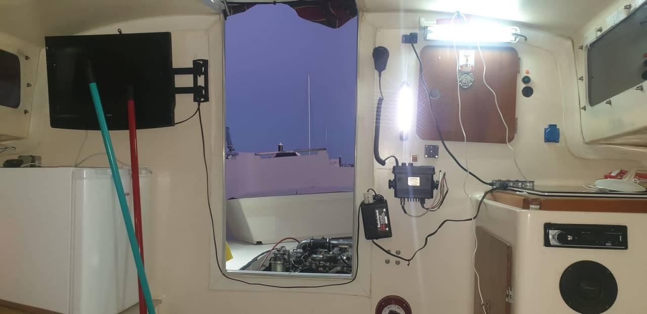 Se vende barco Rodman 700  - Foto 5