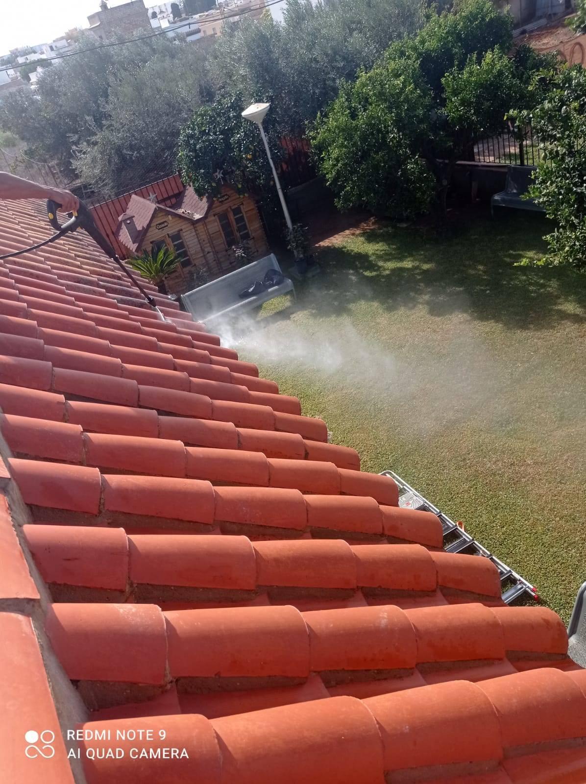 Limpieza de tejados y fachadas  - Foto 4