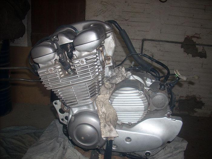 Motor completo y bateria carburadores Yamaha Diversión