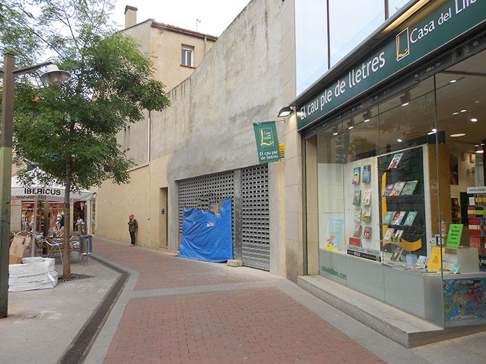 Local comercial a estrenar en Terrassa centro  - Foto 2