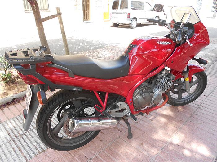 Yamaha Diversion 4BR XJ 600 de 1.991 en Terrassa Moto  - Foto 1