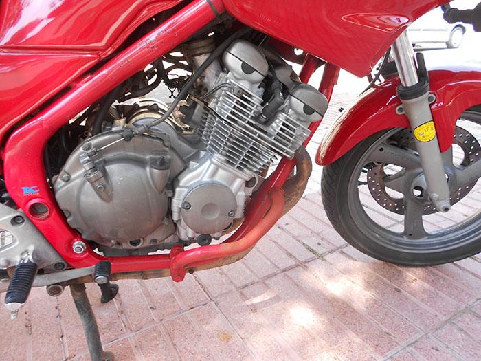 Yamaha Diversion 4BR XJ 600 de 1.991 en Terrassa Moto  - Foto 3