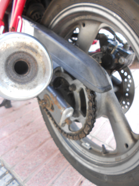 Yamaha Diversion 4BR XJ 600 de 1.991 en Terrassa Moto  - Foto 7