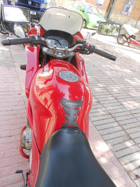 Yamaha Diversion 4BR XJ 600 de 1.991 en Terrassa Moto  - Foto 6