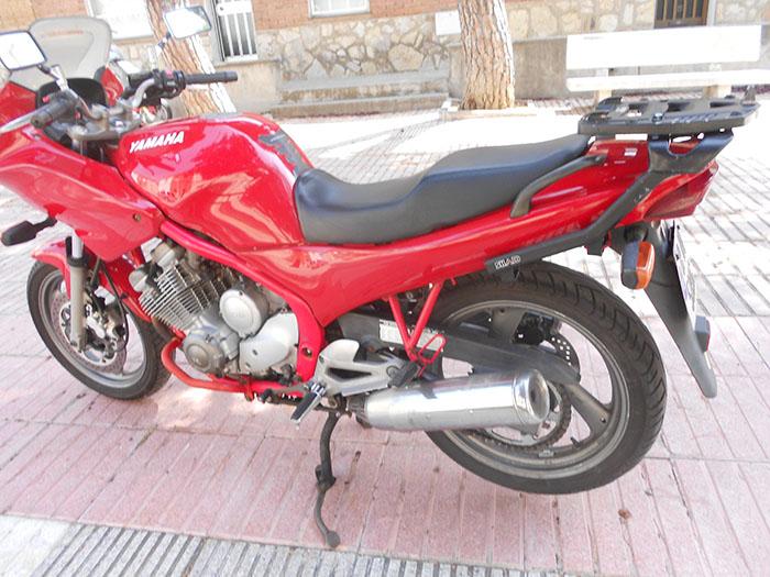 Yamaha Diversion 4BR XJ 600 de 1.991 en Terrassa Moto  - Foto 2