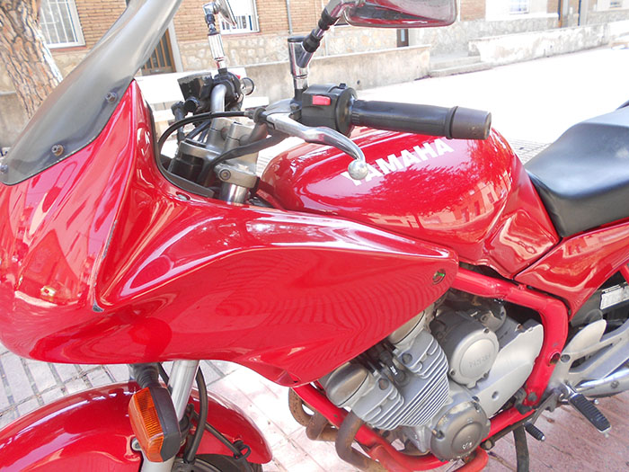 Yamaha Diversion 4BR XJ 600 de 1.991 en Terrassa Moto  - Foto 9