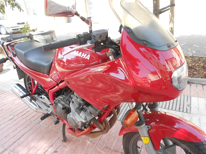 Yamaha Diversion 4BR XJ 600 de 1.991 en Terrassa Moto  - Foto 4