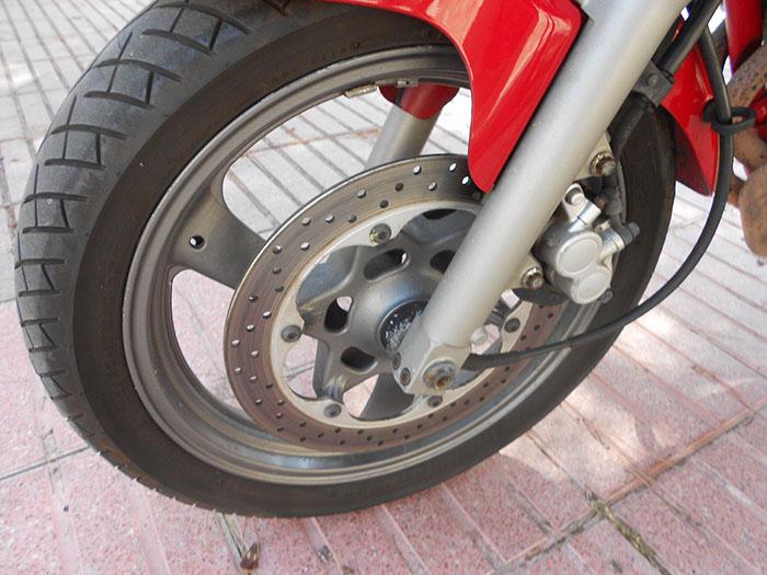 Yamaha Diversion 4BR XJ 600 de 1.991 en Terrassa Moto  - Foto 8