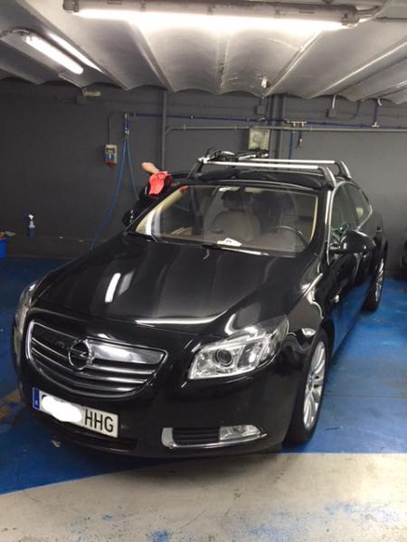 Opel  Insignia diesel automático 2.000cc 160cv full