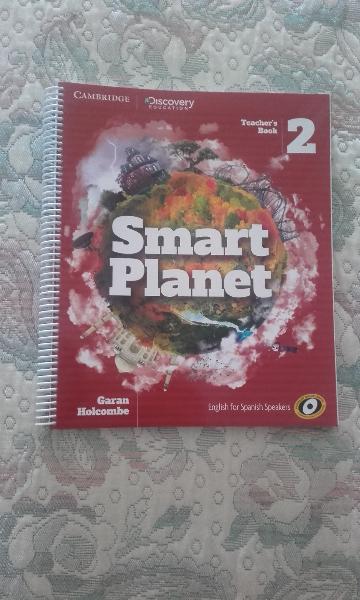 VENDO SMART PLANET 2º ESO TEACHER´S BOOK (LIBRO DEL