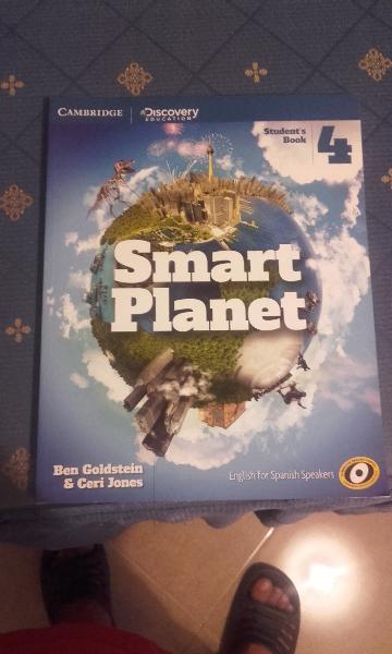VENDO SMART PLANET 4º ESO STUDENTS BOOK CON DVD (EDITORIAL