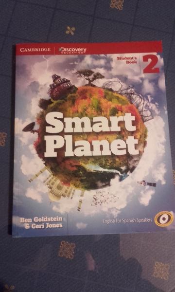 VENDO SMART PLANET 2º ESO STUDENT BOOK CON DVD MULTI-ROM,