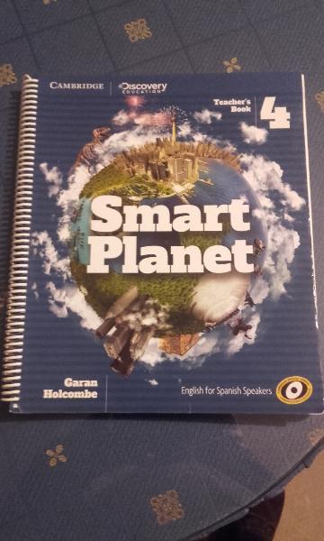 VENDO SMART PLANET 4º ESO TEACHER BOOK (LIBRO DEL